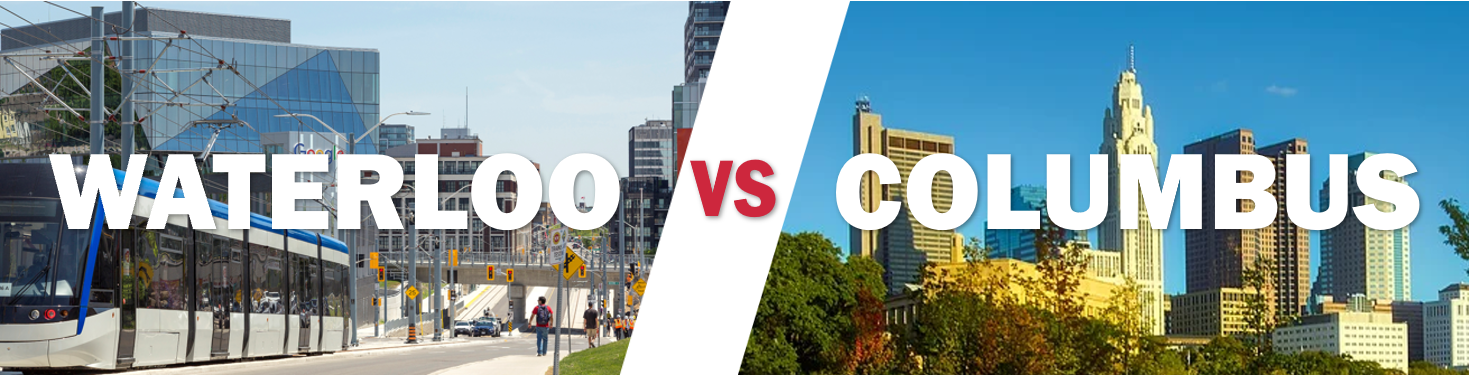 Waterloo vs. Columbus